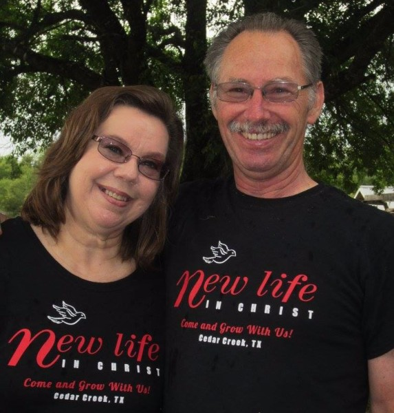 Allan and Rosie McGlasson